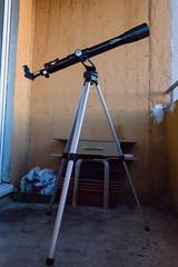IMG_3133 (alexpta) Tags: astromonytelescope bresser refractor