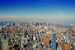 For Miles (DHaug) Tags: explored explore manhattan nyc newyorkcity skyline architecture north oneworldtradecenter 1wtc vivid xt2 xf1024 xf1024mmf4rois