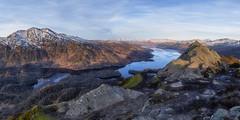 The Last Snows of Spring? (J McSporran) Tags: scotland trossachs lochlomondandtrossachsnationalpark benaan benvenue lochkatrine arrocharalps landscape canon6d