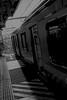 Mitaka station (HAMACHI!) Tags: tokyo 2017 japan aprilfool train monochrome
