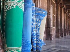 Gujarat 2015 (hunbille) Tags: india gujarat ahmedabad oldcity old city kalupur pol kalupurpol jamimasjid jami masjid jama mosque jamma jumma jammi carpet rug