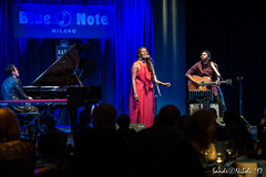 Somi @ Blue Note Milano 09-04-2017