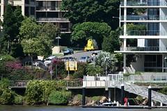01DI1098 (Lox Pix) Tags: australia aircraft architecture queensland qld loxpix landscape brisbane boat bridge bird building ferry rivercat river storybridge loxwerx loxworx l0xpix