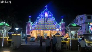 St. Sebastian's Catholic Church, Nellankara, Thrissur Thirunal