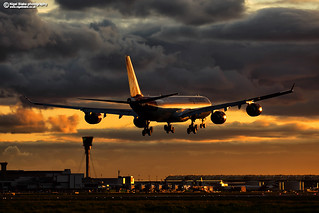 G-VFIT Virgin Airbus A340-600