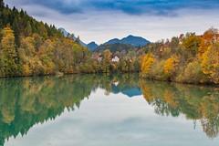 Medieval Füssen (DJNstudios) Tags: medieval füssen germany german bavaria deutsch deutschland castle neuschwanstein hohenschwangau fall foliage lake see armor