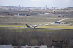 Cygnus Air Madrid Barajas (Fernando Eguino) Tags: madrid barajas avión t4 iberia spotter plane