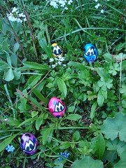 Happy Easter Eggs (bdungeon76) Tags: eggs easter paintedeggs graffiti smily