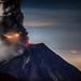 Colima Volcano from México