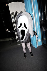 (Alex Vilomara) Tags: halloween scary walk fantasma ghost portrait