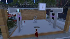Booth - Grab Event (Elaenor) Tags: grab event ella booth exclusive gift love dancers
