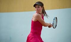 Laia CONDE MONFORT (Espagne) (Graffyc Foto) Tags: laia conde monfort espagne spain tennis itf juniors pro revers graffyc foto hac hydra nikon d700 alger algerie raquette babolat
