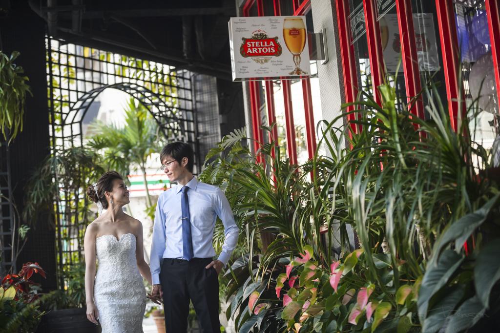 SAYYES自助婚紗-就是公寓.中都濕地公園