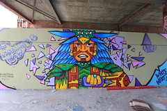 Teufelsberg 2017-04-23 [7/37] (Pascal Volk) Tags: berlin grunewald teufelsberg trümmerberg berlincharlottenburgwilmersdorf devilsmountain graffiti streetart urbanart canoneos6d canonef1635mmf4lisusm wideangle weitwinkel granangular superwideangle superweitwinkel ultrawideangle ultraweitwinkel ww wa sww swa uww uwa 16mm
