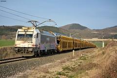 253 (firedmanager) Tags: renfe renfeoperadora railtransport tren train trena ferrocarril freighttrain locomotora locomotive bombardier bombardiertraxx 253 navarra