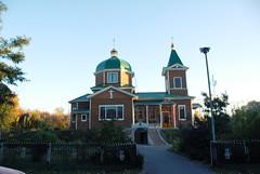 DSC_0152 (RD1630) Tags: park gomel belarus weissrussland church kirche animal evening outside outdoor travel trip reise autumn