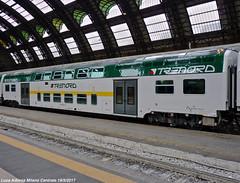 nB 50 83 26-78 852-0  I-TN (Luca Adorna) Tags: doppiopiano trenord tn milano milanocentrale milancentralstation italianrailways carrozza coach regionale