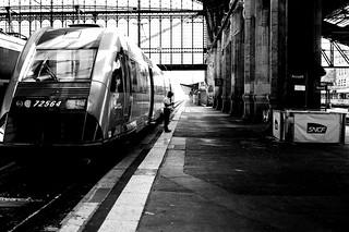 The trainman