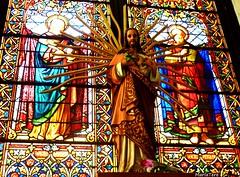 Iglesia La Candelaria (MariaTere-7) Tags: iglesia nuestra señora la candelaria jesucristo caracas venezuela maríatere7 vitral