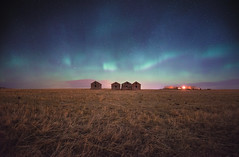 Airdrie Aurora (Marko Stavric) Tags: red