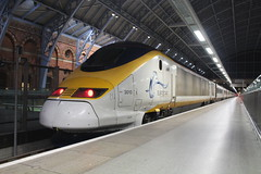 3010 (matty10120) Tags: class 373 eurostar withdrawal old train railway euro 373010 london st pancras international rail transport belgium england