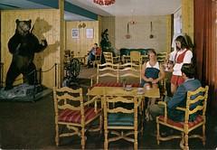 Nystuen Hoyfjellshotell, Norway (SwellMap) Tags: postcard vintage retro pc chrome 50s 60s sixties fifties roadside midcentury populuxe atomicage nostalgia americana advertising coldwar suburbia consumer babyboomer kitsch spaceage design style googie architecture