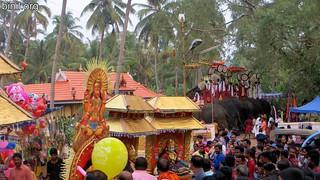 Thrissur Chelakottukara Sree Maheswara Bhagavathy Temple Makayiram Mahotsavam 7