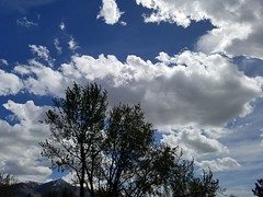 Cloud porn (denebola2025) Tags: north ogden utah cloud porn weather sky white puffy