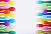 battle of the sekses (*Chris van Dolleweerd*) Tags: spoon fork eat dinner highkey studio strobist chrisvandolleweerd stilllife abstract colors