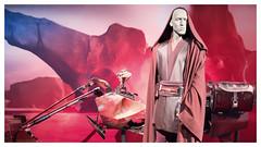 Anakin Skywalker (Gretsch*) Tags: london londres angleterre england leicam240 leicasummicron35mmf20asph starwars starwarsidentitiesexhibition o2london leicamptyp240