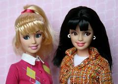Archie Comics Betty & Veronica (Emily-Noiret) Tags: archie comics betty veronica barbie doll mattel 2005
