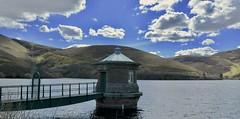 Hopes Reservoir...xx (shona.2) Tags: lammerlaw edinburgh cloudy sky clouds water nikon scotland hopesestate gifford eastlothian hopesreservoir