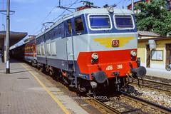 FS E 656 266 (railphoto) Tags: e656 pavia fs ferrovie dello stato bahn rail treno train zug caimano