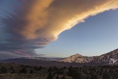 Eastern Sierra Clouds (pixelmama) Tags: bishop californa cloudporn easternsierras hwy395 lenticularclouds monocounty owensvalley pixelmama