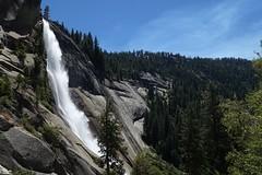 Nevada Fall (Sean Munson) Tags: yosemitenationalpark nationalpark unescoworldheritagesite worldheritagesite california backpacking yosemite waterfall water mercedriver nevadafall