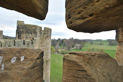 DSC_6614 (nordic lady) Tags: alnwick castle harry potter sightseeing england alnmouth holidays easter 2017