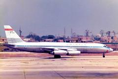 EC-BZO Convair 990-30A-5 Coronado cn 30-10-30 Spantax Palma 11Jun79 (kerrydavidtaylor) Tags: lepa pmi palmademallorcaairport aeropuertodepalmademallorca majorca convair990