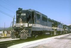 Southern GP30 2530 (Chuck Zeiler) Tags: southern railway sou sr gp30 2530 railroad emd locomotive chattanooga chuck zeiler chz