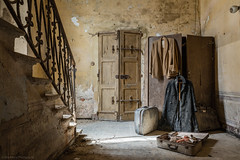 Prisoners Of Time (maxmene70) Tags: urbex abandoned house time