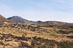 Quite a view (Marta Marcato) Tags: connemara ireland irlanda panorama view landscape ground earth sky mountain nature natura nikond7200 nikon paesaggio terra erba grass vista montagna parconazionale nationalpark park parco