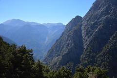 summer moods (JoannaRB2009) Tags: samariágorge mountains lafkaori landscape view nature rocks air summer blue high crete kriti kreta greece greek