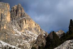 Alpi (Strocchi) Tags: alps alpi mountains montagne snow neve clouds nuvole canon eos 6d 24105mm cielo sky landscape paesaggio trentino vajolet catinaccio valdifassa mountain