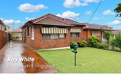 109 Staples Street, Kingsgrove NSW