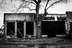 Bucket Of Blood Saloon. Holbrook. Route 66. Arizona (PickledMonkeyStudio) Tags: bucketofbloodsaloon holbrook arizona holbrookarizona route66 bw abandoned saloon bucketofblood blackwhite