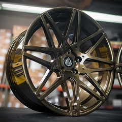 VRC13 | Chrome Bronze
