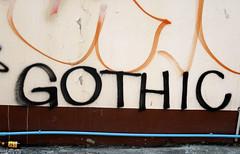 graffiti and streetart in chiang mai (wojofoto) Tags: graffiti streetart thailand chiangmai wojofoto wolfgangjosten gothic tags tag