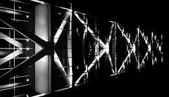 XXxx (tan.ja1212) Tags: fassade fenster stahl glas schwarzweis windows steel monochrom facade architektur architecture