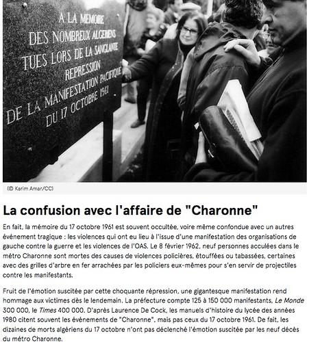 """Pourquoi l'histoire a failli oublier le massacre d'Algériens du 17 octobre 1961 • <a style=""""font-size:0.8em;"""" href=""""http://www.flickr.com/photos/26779291@N00/34232921096/"""" target=""""_blank"""">View on Flickr</a>"""