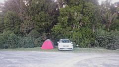 Nasz samochód i namiot w Nowej Zelandii | Our car and tent in New Zealand