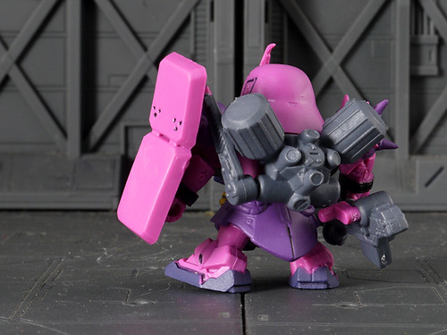 Geara Zulu (Angelo Sauper Use)